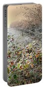 Autumn Frosts Portable Battery Charger