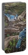 Blue Jay Stand Off Portable Battery Charger
