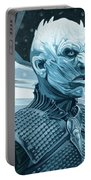 Bran Game Of Thrones White Walker Portable Battery Charger