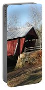 Campbell's Covered Bridge Portable Battery Charger