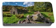 Cottage Ruin Snowdonia Portable Battery Charger