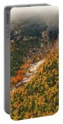 Crawford Notch Fall Foliage Portable Battery Charger