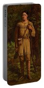 Davy Crockett Portable Battery Charger