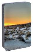 Desert Sunset Portable Battery Charger