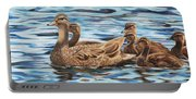 Mallards Portable Battery Charger
