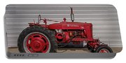 Farmall M And Steel Portable Battery Charger