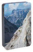 Grey Mountains Portable Battery Charger