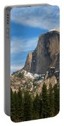 Half Dome, Yosemite National Park Portable Battery Charger