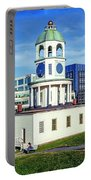 Halifax Town Clock 2017 Portable Battery Charger
