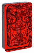 Illuminated Letter L  Portable Battery Charger