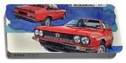 Lancia Beta 1300 Portable Battery Charger