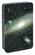 Messier 31, Andromeda Galaxy Portable Battery Charger