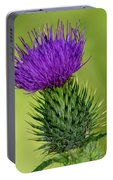 Milk Thistle Portable Battery Charger