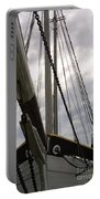 Old Viking Vessel Portable Battery Charger