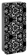 Ornate Pattern Drawing Portable Battery Charger
