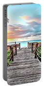 1 Paradise Pier Portable Battery Charger