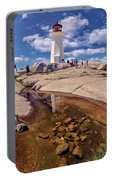 Peggy's Cove Portable Battery Charger