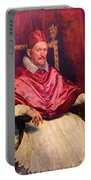 Pope Innocent X Portable Battery Charger