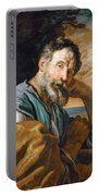 Saint Peter Repenting  Portable Battery Charger