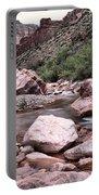 Salt River Canyon Arizona Portable Battery Charger