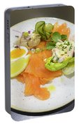 Seafood Platter Portable Battery Charger