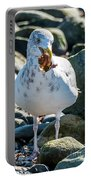 Seagull With Sail Portable Battery Charger