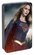 Supergirl Portable Battery Charger