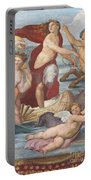 Triumph Of Galatea, Detail Portable Battery Charger