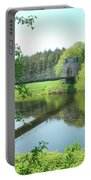 Union Bridge At Horncliffe On River Tweed Portable Battery Charger