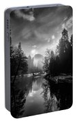View Of Half Dome II Portable Battery Charger