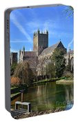 Wells Cathedral Portable Battery Charger