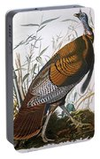 Wild Turkey  Male  Portable Battery Charger