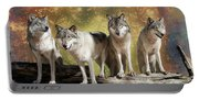 Wolf Pack Portable Battery Charger