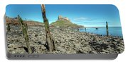 Holy Island Of Lindisfarne - England Portable Battery Charger
