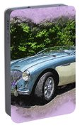1956 Austin Healey 100-4 M  Portable Battery Charger