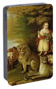 Peaceable Kingdom  Portable Battery Charger
