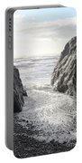 Ruby Beach Sunshine Portable Battery Charger