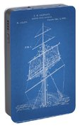 1885 Sails Patent Portable Battery Charger