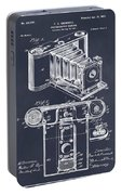 1899 Photographic Camera Patent Print Blackboard Portable Battery Charger