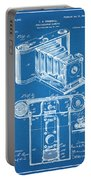 1899 Photographic Camera Patent Print Blueprint Portable Battery Charger