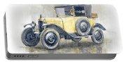 1925 Citroen 5cv Portable Battery Charger