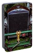 1930's Invicta Roadster In Colour Portable Battery Charger