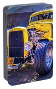 1931 Ford Model A 5 Window Coupe Portable Battery Charger