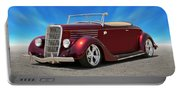 1935 Ford Roadster Portable Battery Charger