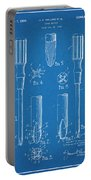 1935 Phillips Screw Driver Blueprint Patent Print Portable Battery Charger