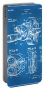 1938 Bell And Howell Movie Camera Patent Print Blueprint Portable Battery Charger
