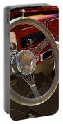 1938 Pontiac Silver Streak Interior Portable Battery Charger