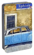 1948-1949 Tatra T87 Portable Battery Charger