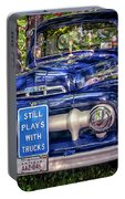 1951 Mercury Pickup Truck Portable Battery Charger
