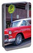 1955 Chevrolet Bel Air  Portable Battery Charger